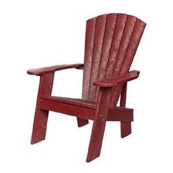 Capterra Casual Adirondack Chair, Red Rock