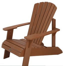 Lifetime Adirondack Chair, Weather Resistant For Outdoor Use