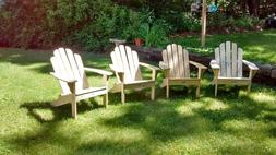 ADIRONDACK PATIO, PORCH, OR FIREPIT CHAIRS