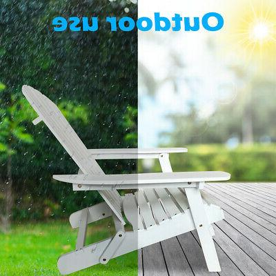 Adirondack Chair Folding Chair Lawn Outdoor Chairs Patio Chairs