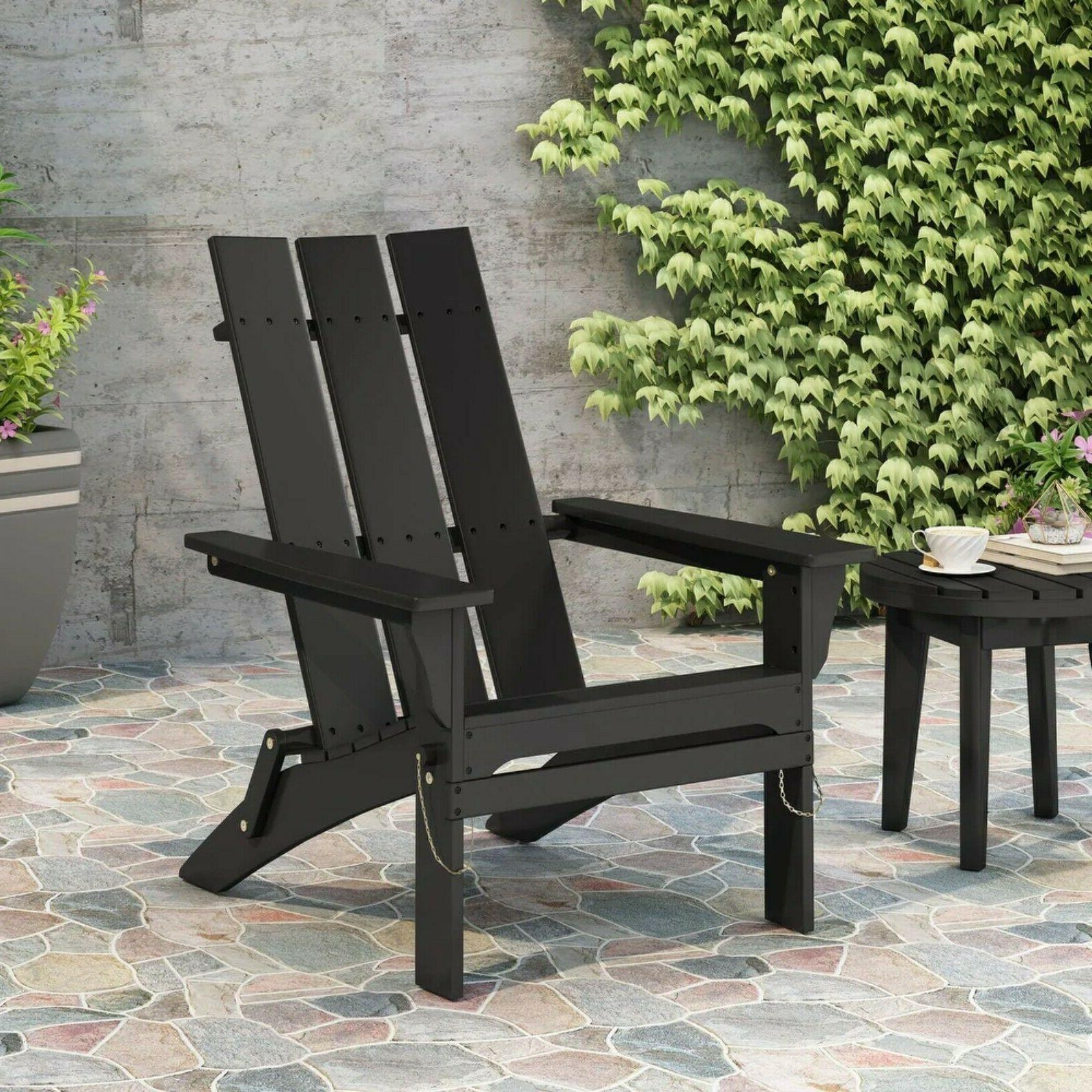 Adirondack Patio Back Outdoor Chaise