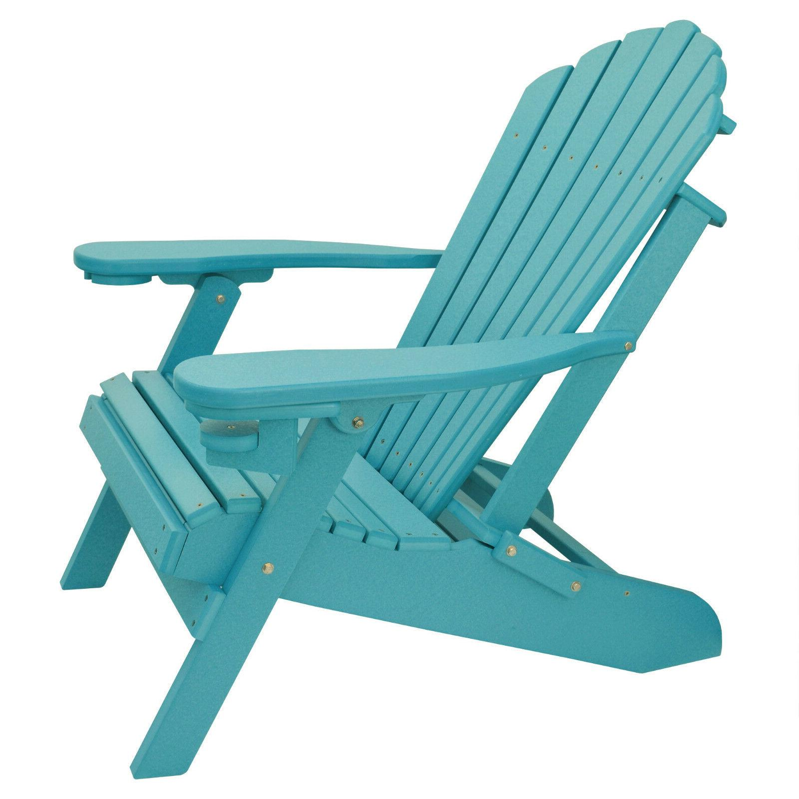 New Deluxe Adirondack Chair Set with Harbor