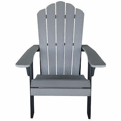 AmeriHome Simulated Wood Two Gray with Black A...