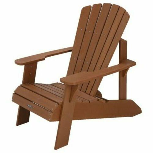 weather resistant adirondack chair choose your color