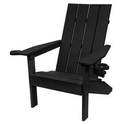 New Creek Side Poly Lumber Adirondack Chair - Multiple Color