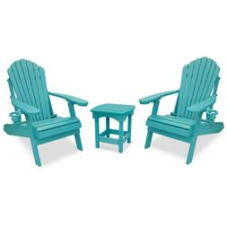 new outer banks 3 piece deluxe adirondack